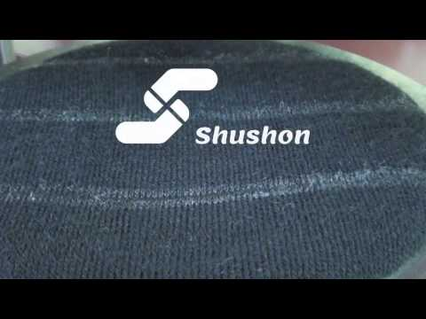 Durability test of Shushon® socks