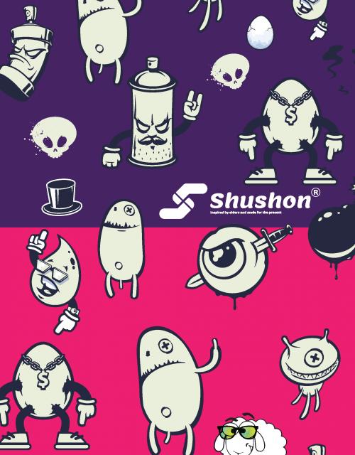 Shushon® Bandana - Alieno
