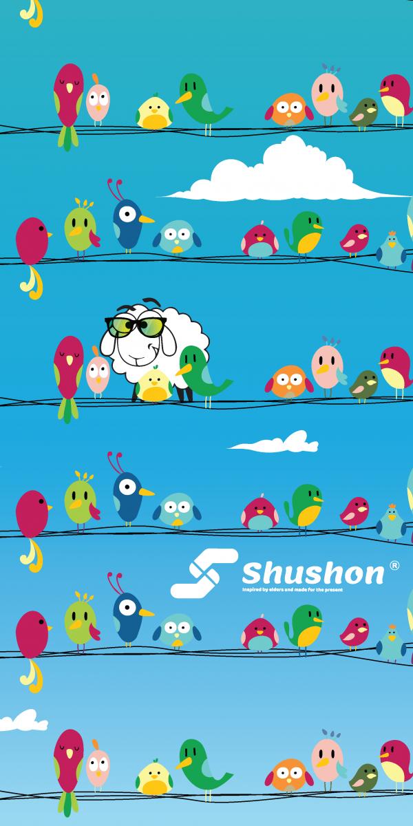 Shushon® Bandana - Angry